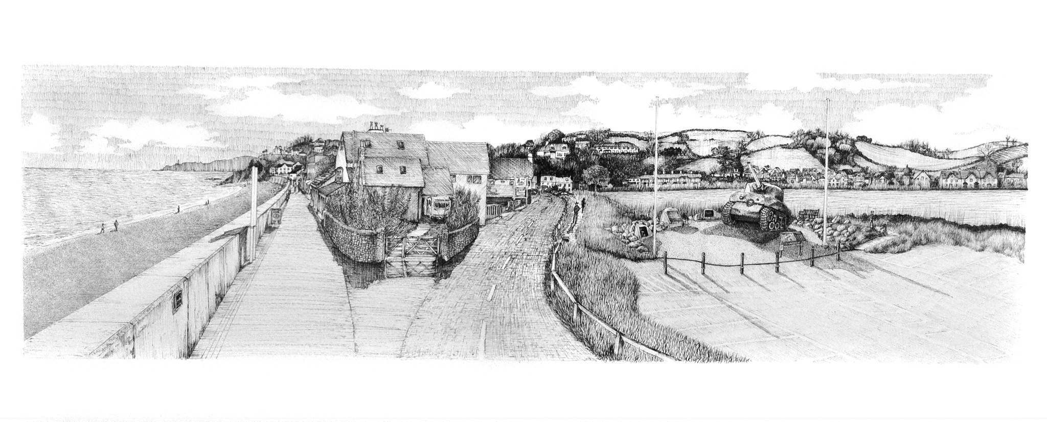 Torcross Devon