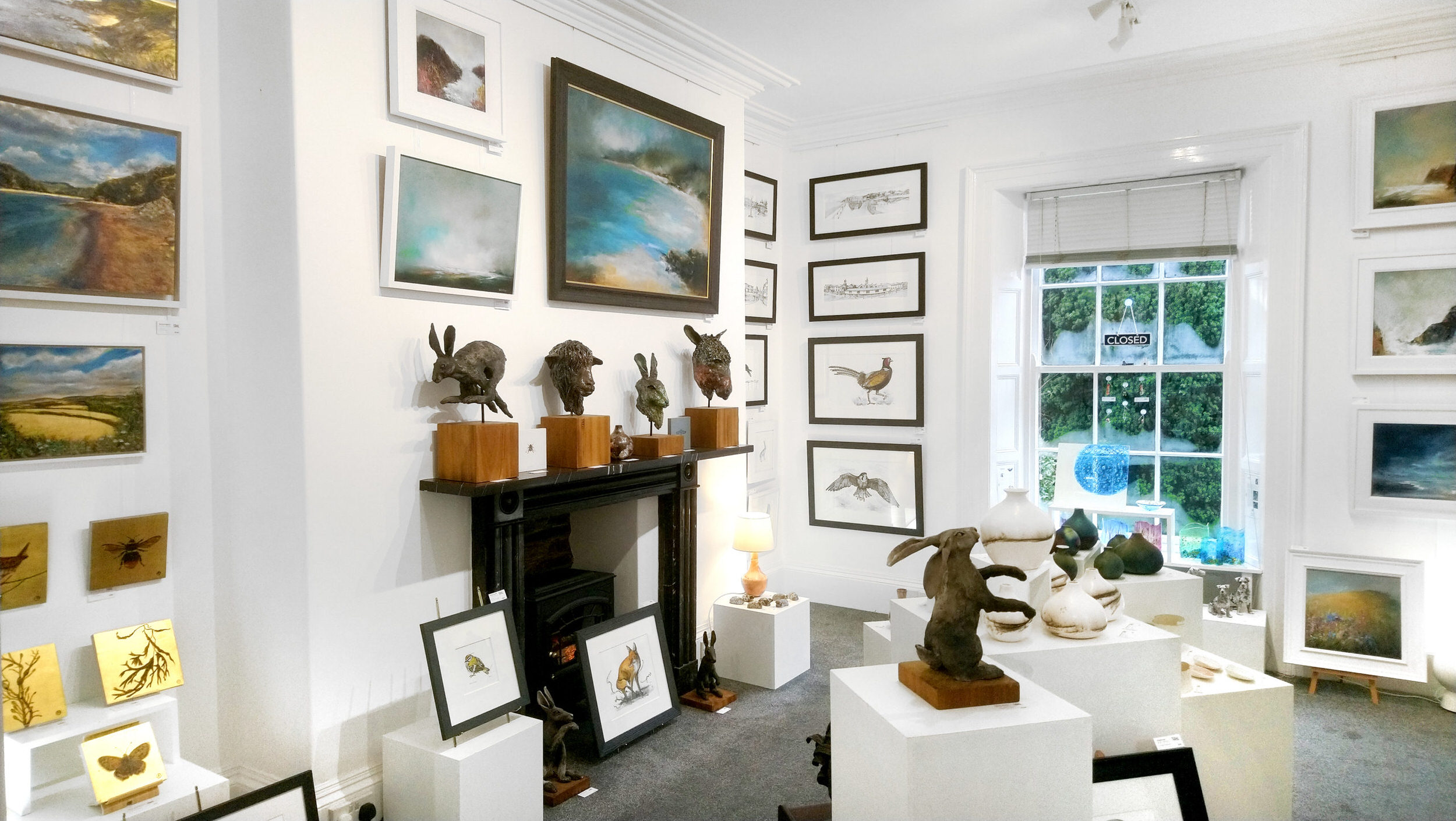 Art Gallery Devon Kingsbridge