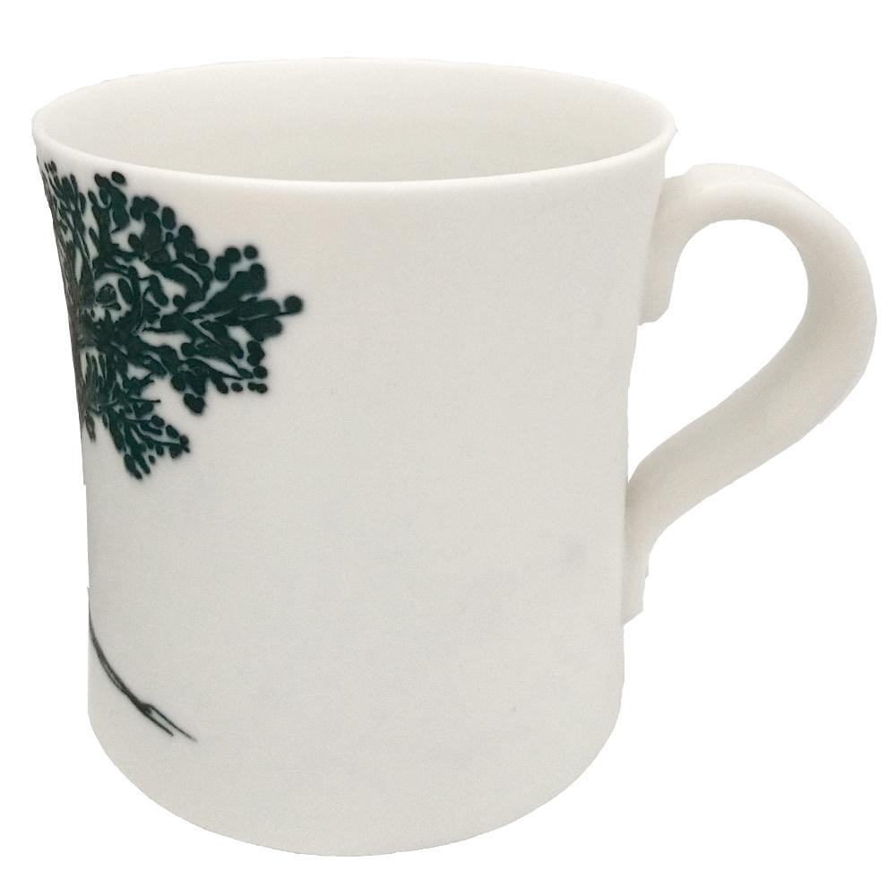 Handmade Tree Ceramic Mug