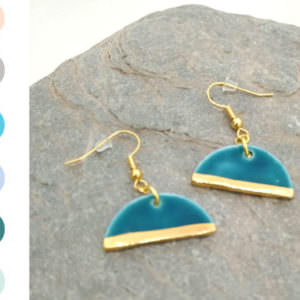 Unique jewellery by ceramicist Leanne Ball