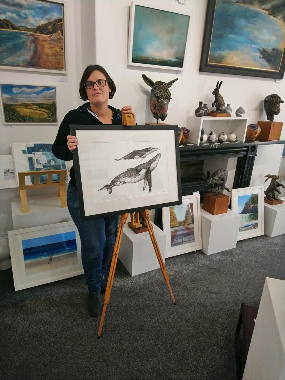 Spotlight interview - Anna Ventura artist.