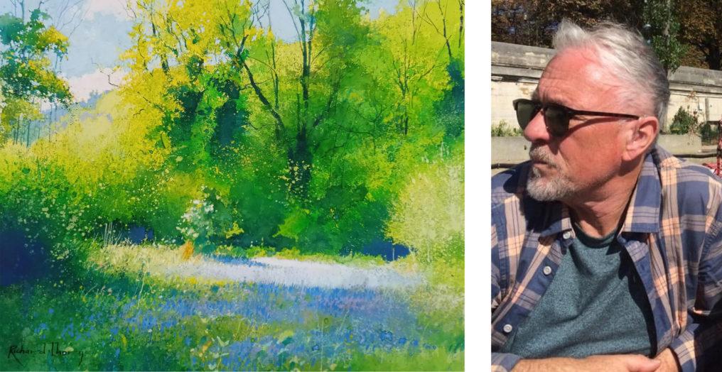 Richard Thorm Bluebell Wood