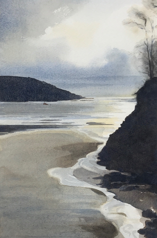 Sea Dazzle by Devon artist Eleanor King