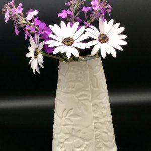 Vase handmade by artist Leanne Ball