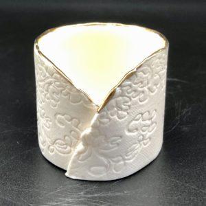 Tealight handmade by Leanne Ball